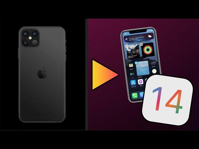 iPhone 12 & iOS 14: nuovi LEAKS e WIDGET nella Home!