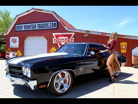 1970 Chevrolet Chevelle SS 502 For Sale