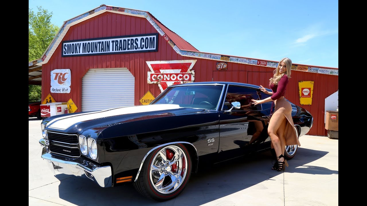1970 Chevrolet Chevelle Ss 502 For Sale Youtube