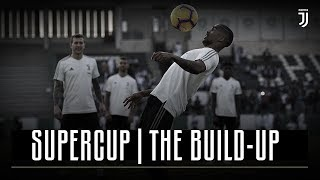 The build-up to the Supercup: Juventus vs AC Milan