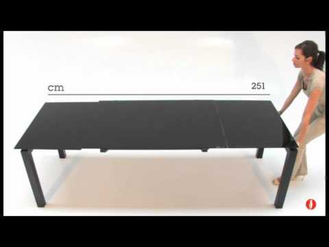 Calligaris Airport Extension Dining Table