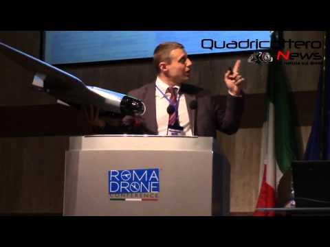 FlyTop presenta il FlySecur al Roma Drone Conference