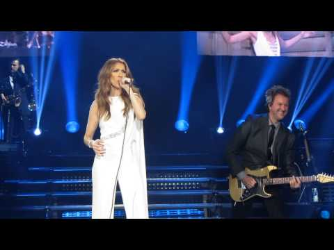 Celine Dion - Where Does My Heart Beat Now (Paris Bercy, November 25th, 2013)