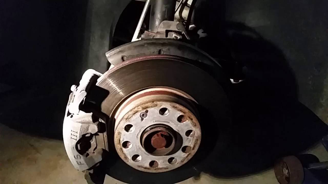 maxresdefault mk6 (2011 ) volkswagen jetta brake caliper brake pad removal youtube