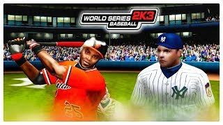 World Series Baseball 2K3 ⚾️in 2018!!! 17 Years Later | Giants at Yankees Best HD Quality Gameplay!