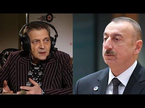 Невзоров: Ильхам Алиев - «опасный сумасшедший»