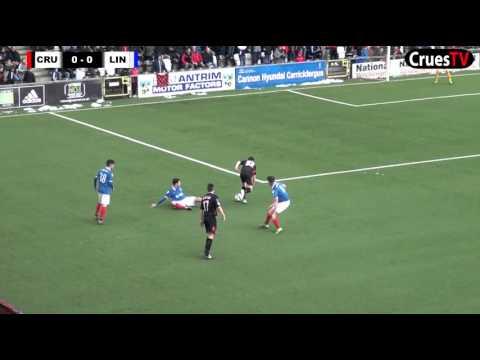 Crusaders 2-0 Linfield: 9th April 2016