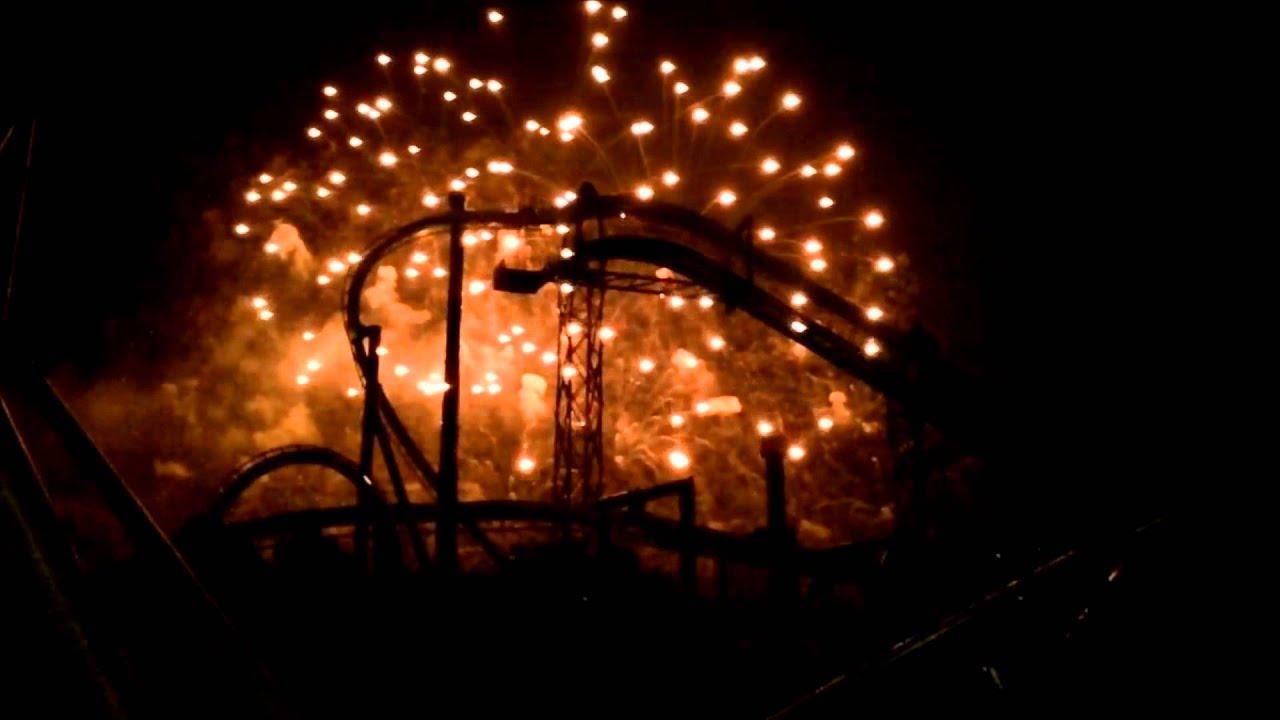 4th of July Weekend Fireworks Busch Gardens Williamsburg