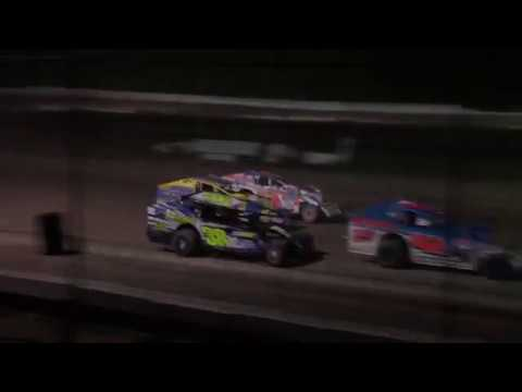 Ransomville Speedway Modified Feature Highlights 6-8-18