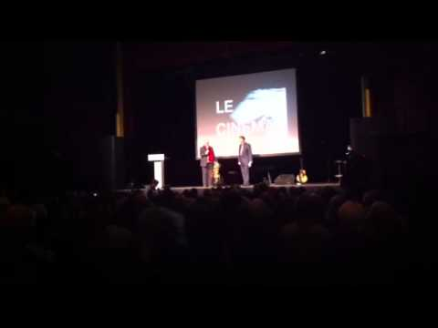 Jean-Luc Godard  in Zürich