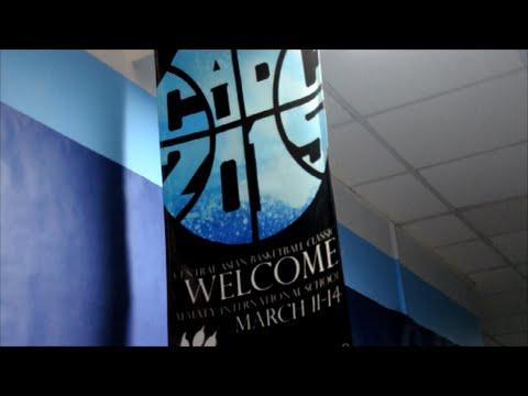 Central Asian Basketball Classics (CABC) 2015