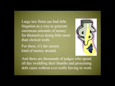 Debt Collection Litigation is Corrupt -  You Gotta Do Discovery
