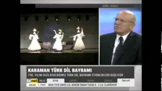 TV NET TÜRK DİL BAYRAMI PROGRAMI