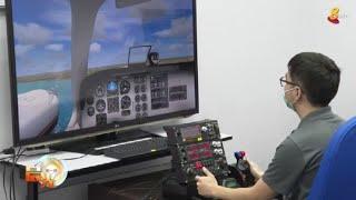 晨光|晨光聚焦:疫情冲击航空业培训需求 宇航学院转型求存 - YouTube