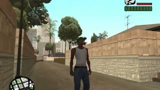 Обзор модов GTA SA: Wear the cap(Одеть снять кепку)