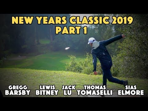 2019 New Years Classic - Part 1 - Barsby, Bitney, Lu, Tomaselli, Elmore