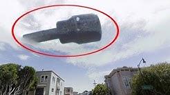 10 Seltsame Dinge, die vom Himmel gefallen sind, auf Kamera festgehalten!