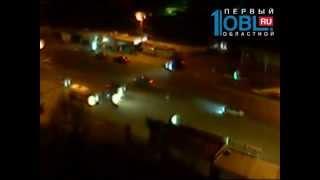 ДТП с 84-летним пешеходом, которого сбили после салюта, попало на видео(, 2013-05-11T06:38:33.000Z)