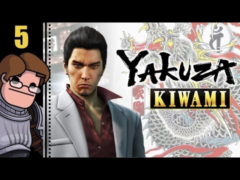 Let's Play Yakuza Kiwami Part 5 - Stardust