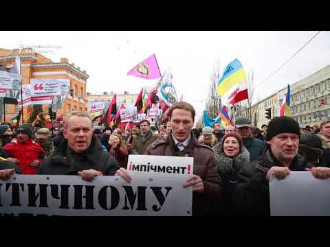 Ukrainian TV Station Hit By Blockade
