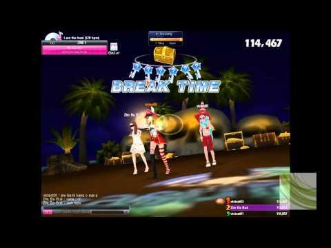 [VTC Game - Audition 2] Bí mật đảo giấu vàng