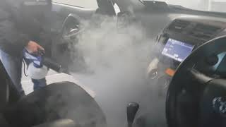 Лайфхак для авто - Сухой туман
