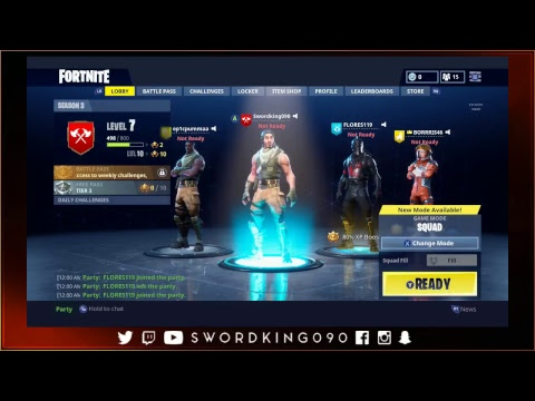 Xbox One X: Fortnite Battle Royale - Watch a Noob Play This Game