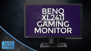 BenQ XL2411 Showcase | 144hz Gaming Monitor