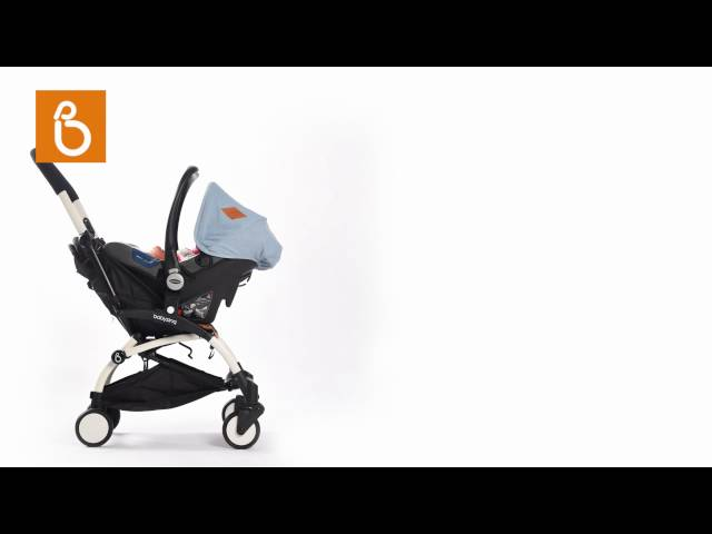 Babysing Cradle Carseat 2 in 1 system