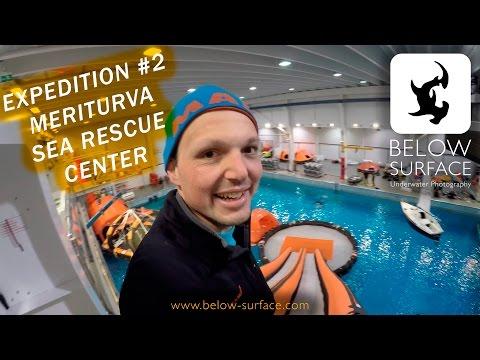 EXPEDITION #2: MERITURVA SEA RESCUE TRAINING CENTER FINLAND | UNDERWATER PHOTOGRAPHY TIPS | TOBIAS