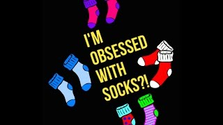 I'M OBSESSED WITH SOCKS?! | Dede
