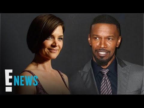 Katie Holmes and Jamie Foxx Work Out Together  E!