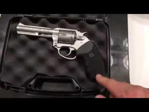Charter Arms Pathfinder 22lr target revolver