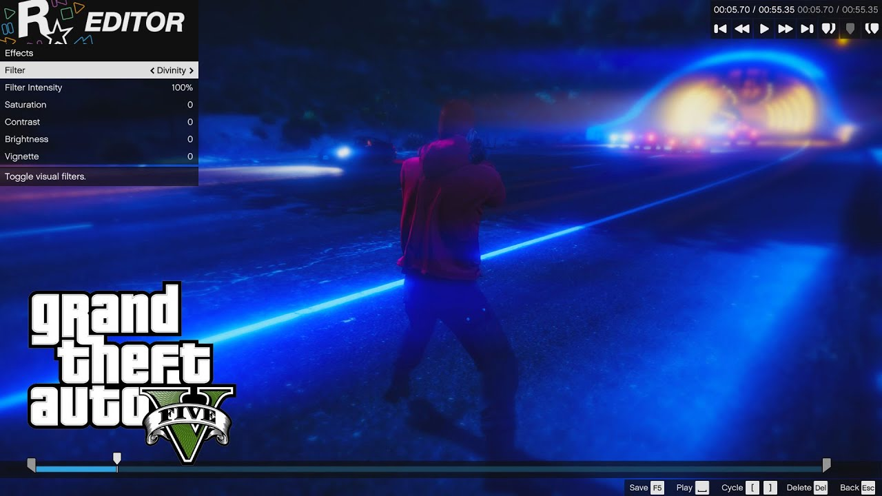 GTA 5 PC Rockstar Editor Beginners Guide - How to Record Edit and Export - YouTube  sc 1 st  YouTube & GTA 5 PC: Rockstar Editor Beginners Guide - How to Record Edit ... azcodes.com