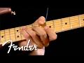 Fender Deluxe Lone Star Stratocaster Demo | Fender