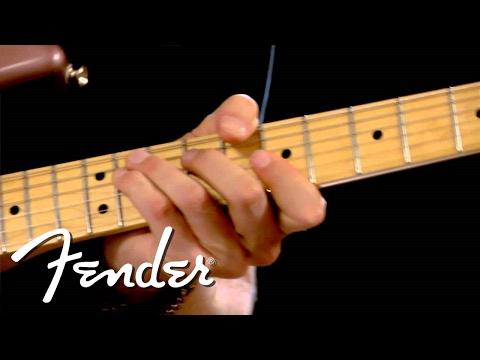 Fender Deluxe Lone Star Stratocaster Demo