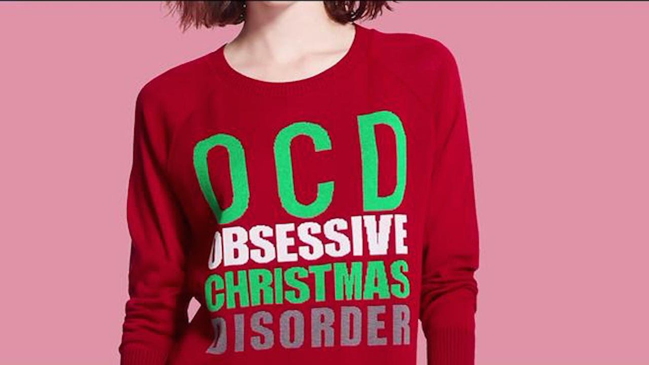 People Freak Out Over Christmas Sweater - YouTube
