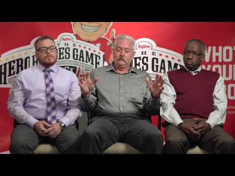 "2016 Hy-Vee Heroes Game Nebraska ""Citizen Heroes"""