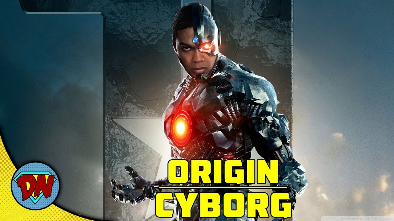 Download Who is Cyborg   DC Character   Explained in Hindi