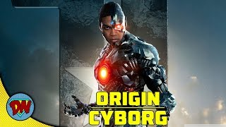 Who is Cyborg | DC Character | Explained in Hindi