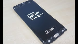 Galaxy S6 Edge Plus Glass Only Replacement