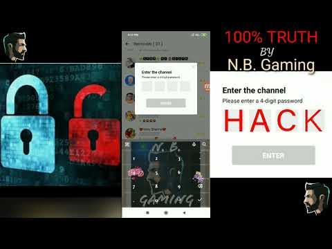 HAGO Chatroom/Channel Password Kaise Pta Karein | How To Hack HAGO Lock Room.