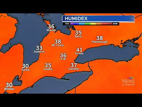 Heat warning: Ont. blanketed by high temperatures, humidity