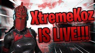 PS4 Live stream Fortnite//Fortnite en Vivo//New Update New Skins//Road to 1K subs!!!