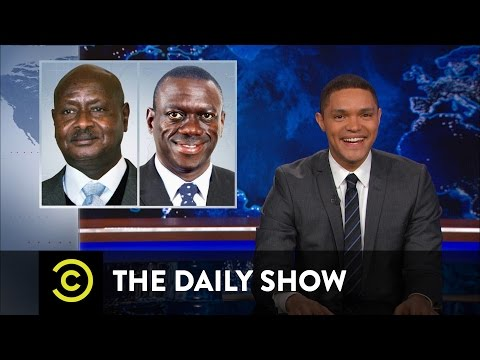 Uganda - Even Worse at Elections Than America: The Daily Show