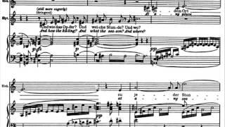 Richard Strauss - Elektra, Op.58 중간
