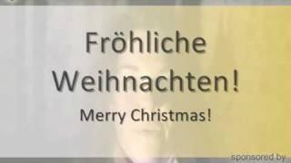 Learn German With Deutsch Happen - Weihnachten 02