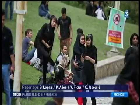 Que pense la communauté iranienne en France de l'accord sur le nucléaire - Vidéo