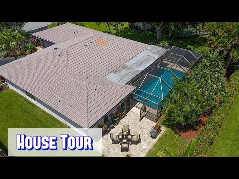 🤩 Another Coral Springs Florida - Walk Through House Tour