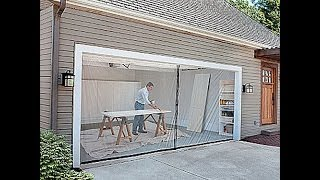 Improvements 2Car Garage Screen Kit